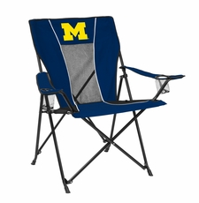 Michigan Game Time Chair