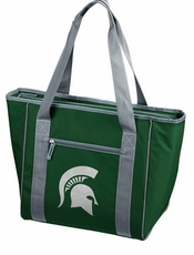 Michigan State Spartans 30 Can Cooler Tote