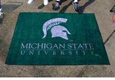 Michigan State Spartans 5'x6' Tailgater Floor Mat