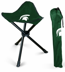 Michigan State Spartans Folding Stool