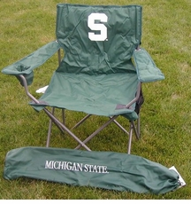 Michigan State Spartans Rivalry Adult Chair