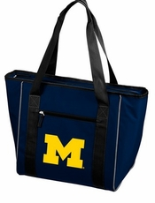 Michigan Wolverines 30 Can Cooler Tote