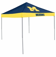 Michigan Wolverines Economy 2-Logo Logo Canopy Tailgate Tent