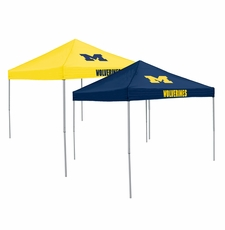 Michigan Wolverines Home / Away Reversible Logo Tailgate Tent