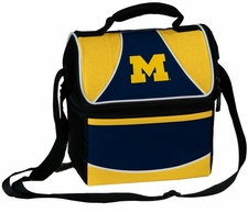 Michigan Wolverines Lunch Pail