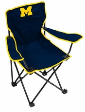 Michigan Wolverines Youth Chair