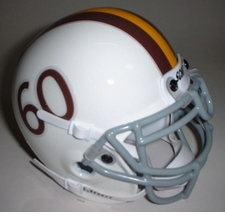 Minnesota Golden Gophers 1960 Schutt Throwback Mini Helmet