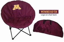 Minnesota Golden Gophers Round Sphere Chair