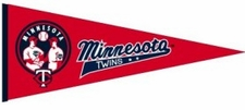 Minnesota Twins Cooperstown Wool Pennant