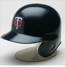 Minnesota Twins Riddell Mini Baseball Batting Helmet