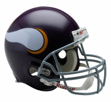 Minnesota Vikings 1961-79 Throwback Riddell Pro Line Helmet