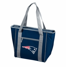 New England Patriots  30 Can Cooler Tote