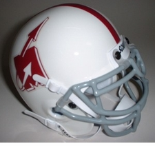 Mississippi State Bulldogs 1969 Schutt Throwback Mini Helmet