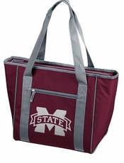 Mississippi State Bulldogs 30 Can Cooler Tote