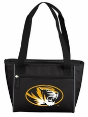 Missouri Tigers 16 Can Cooler Tote