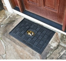 Missouri Tigers 19x30 Medallion Door Mat