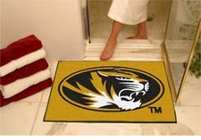 "Missouri Tigers 34""x45"" All-Star Floor Mat"