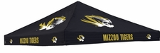 Missouri Tigers Black Logo Tent Replacement Canopy