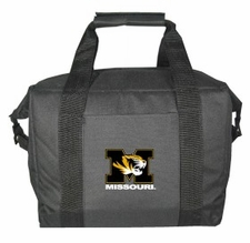 Missouri Tigers Kolder 12 Pack Cooler Bag