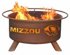 Missouri Tigers Outdoor Fire Pit