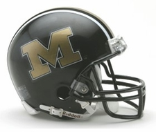 Missouri Tigers Riddell Replica Mini Helmet