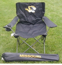 Missouri Tigers Rivalry Adult Chair