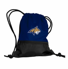 Montana State Bobcats String Pack / Backpack