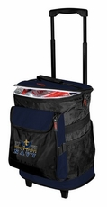 Navy (Naval Academy) Midshipmen Stacked Eagle Rolling Cooler