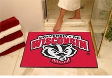 "NCAA College Team All-Star Floor Mats - 34"" x 45"" ($34.99)"