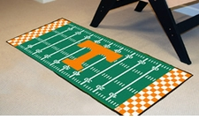"NCAA Team Runner Mats - 30"" x 72"" ($47.99)"