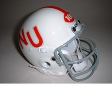 Nebraska Huskers 1969 Schutt Throwback Mini Helmet