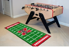 "Nebraska Huskers Football Runner 30""x72"" Floor Mat"