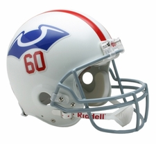 New England Patriots 1960 Throwback Riddell Pro Line Helmet