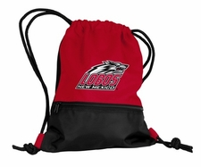 New Mexico Lobos String Pack / Backpack