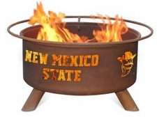 New Mexico State Aggies Outdoor Fire Pit