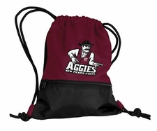 New Mexico State Aggies String Pack / Backpack