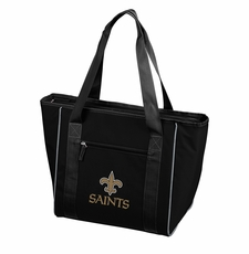 New Orleans Saints  30 Can Cooler Tote