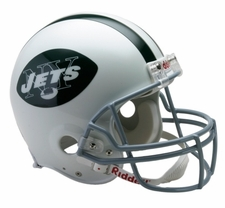 New York Jets 1965-77 Throwback Riddell Pro Line Helmet