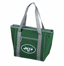 New York Jets 30 Can Cooler Tote