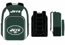 New York Jets Backpack - Southpaw Style
