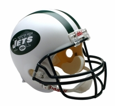 New York Jets Full-Size Deluxe Replica Helmet