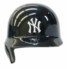 New York Yankees Right Flap Rawlings Authentic Batting Helmet