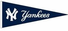 New York Yankees Traditions Wool Pennant