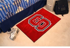 "North Carolina State Wolfpack 20""x30"" Starter Floor Mat"