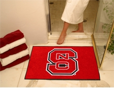 "North Carolina State Wolfpack 34""x45"" All-Star Floor Mat"