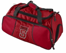 North Carolina State Wolfpack Athletic Duffel Bag