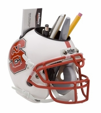 North Carolina State Wolfpack Helmet Desk Caddy