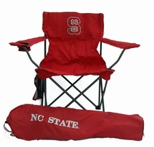 North Carolina State Wolfpack Rivalry Adult Chair