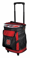 North Carolina State Wolfpack Rolling Cooler