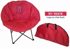 North Carolina State Wolfpack Round Sphere Chair